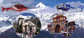 Chardham Tour by Helicopter