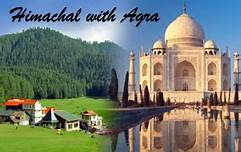 Himachal with Romancing Agra