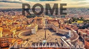 Amsterdam to Rome